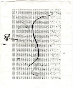 Datasheet, I'm Not Crazy, 2003