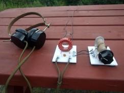 Passive SW Radio, Terra Nova National Park, 2016