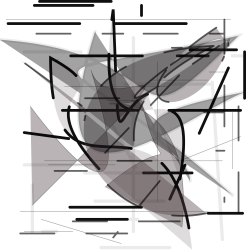 Untitled #16, Data-to-SVG, 2013